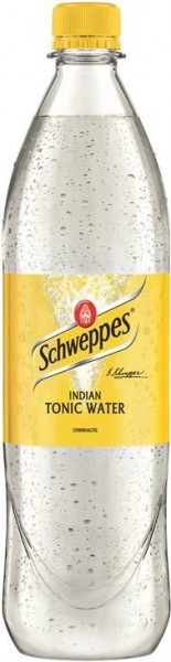 Schweppes Indian Tonic Water 6x1,0l PET