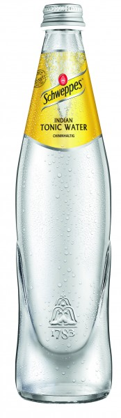 Schweppes Indian Tonic Water 10x0,5l Glas