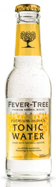 Fever Tree Indian Tonic Water 24x0,2l