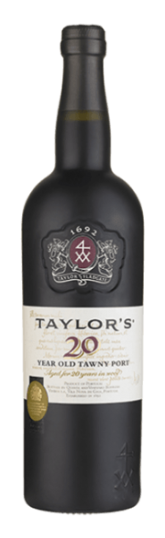Taylor´s 20 Years Old Twany Port 0,7l