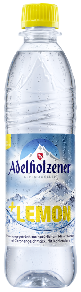 Adelholzener Lemon Plus 12x0,5l PET